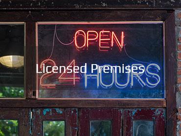 Licenced Premises